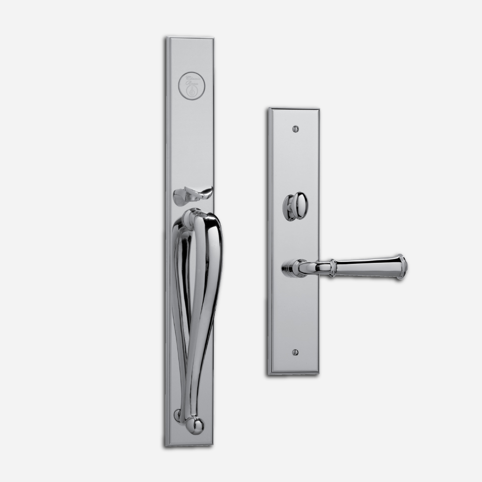 belas latch packs kits collections products door brass handle complete lock bathroom carlisle pack chrome nickel by