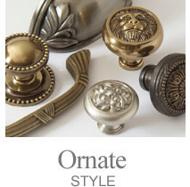 Cabinet Hardware Brass Knobs, Pulls, Cup Pulls, Back Plates, and ...