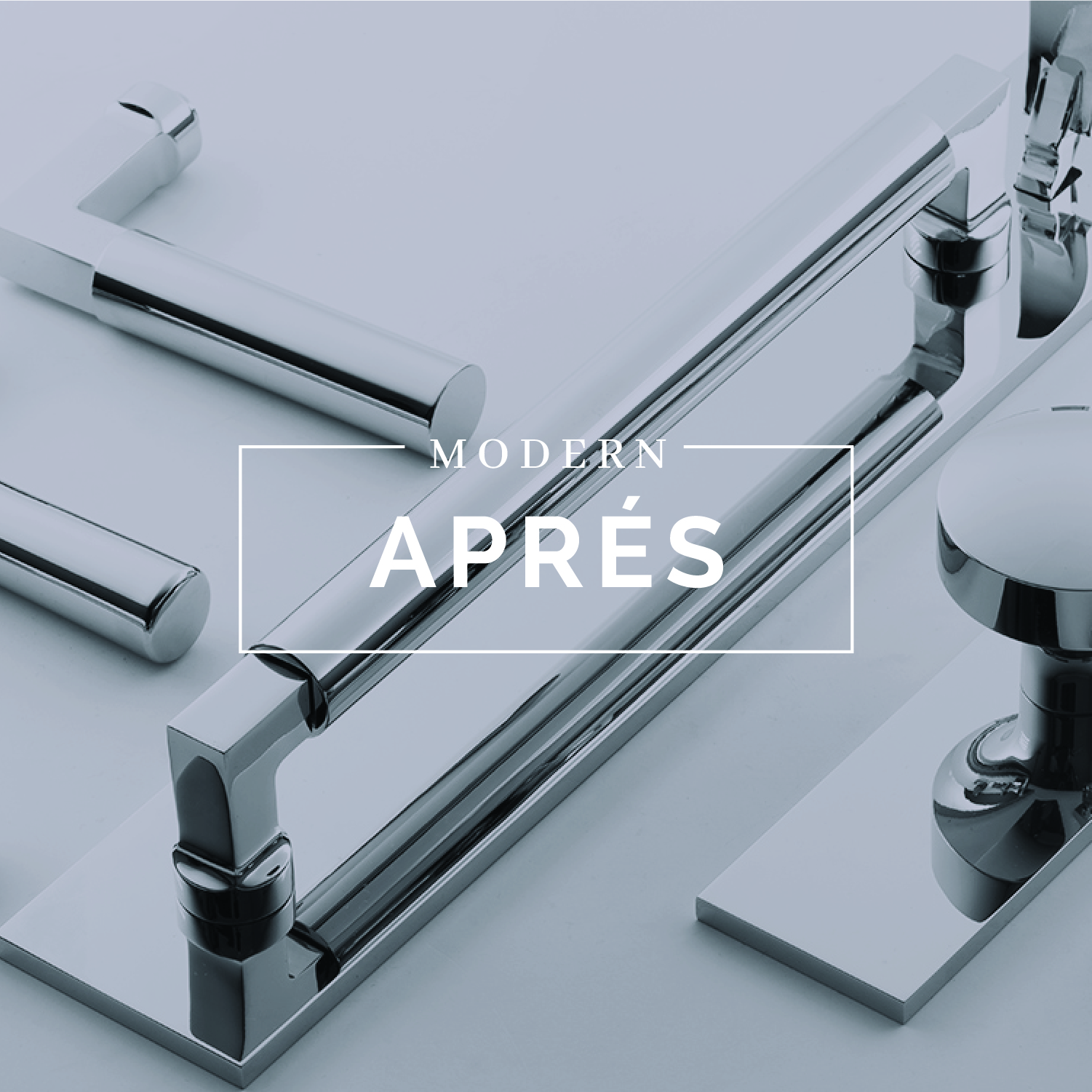 Classic Brass - Door Hardware Brass Modern Style Après Collection