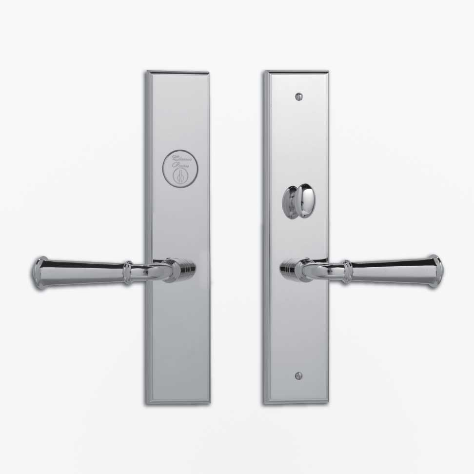 13150 Chautauqua Entrance Lever Set