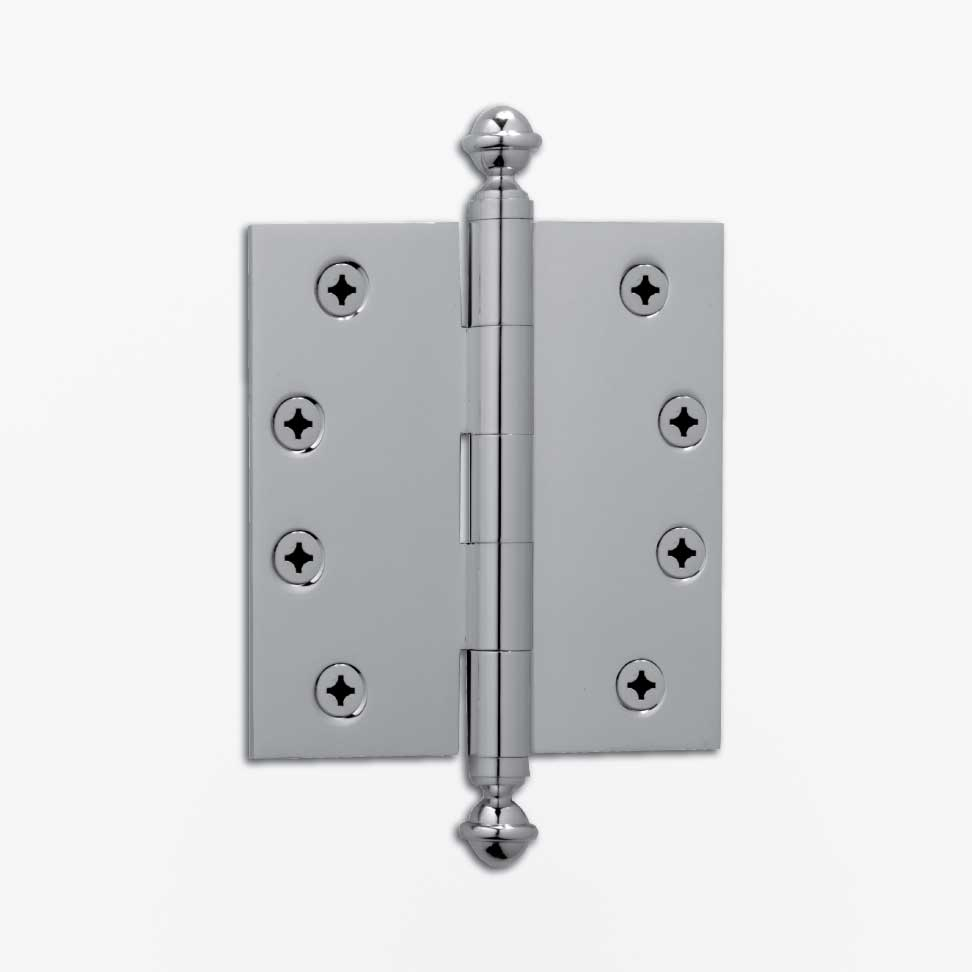 9603 Door Hinges Architectural Grade<br>Standard Scepter Finial